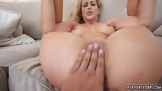 Mom mature orgasm Cherie Deville in Impregnated By My