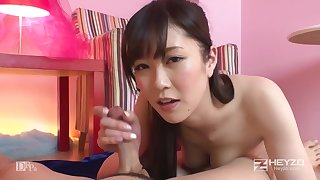 Kotone Amamiya My Home Tutor Is A Sexy Bombshell Here She Comes With Love Juice