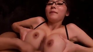 Miko Ichiki gets facial after fucking