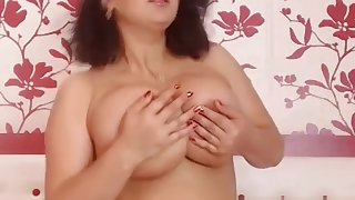 big boobs webcam teaser